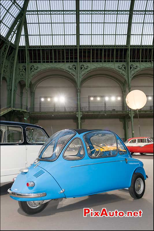 heinkel kabine, presentation bonhams grand palais