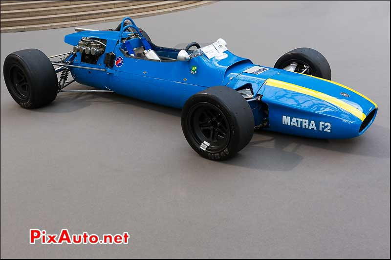 monoplace matra ms5, exposition bonhams