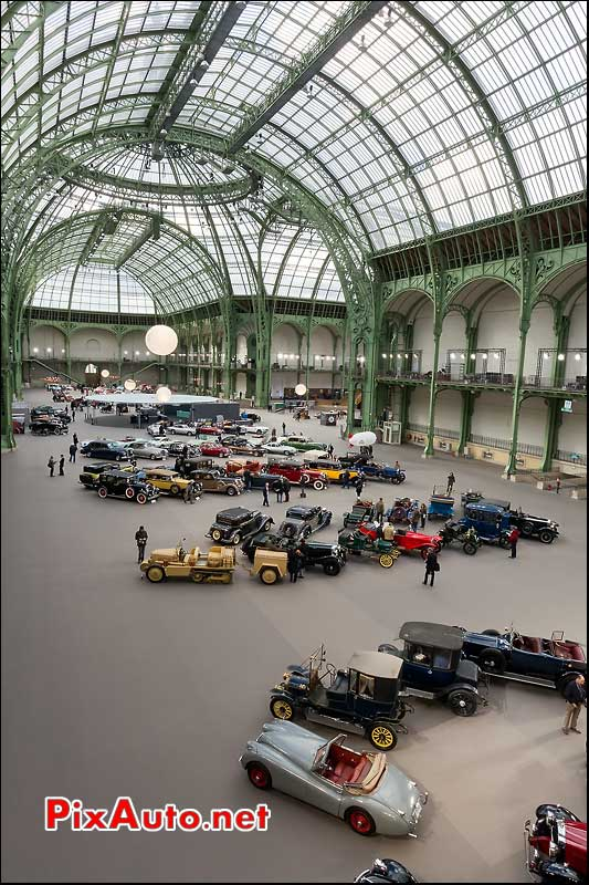 presentation bonhams, nef grand palais paris