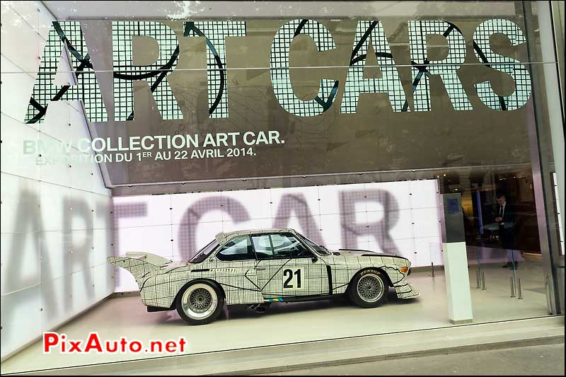 BMW Art Cars Collection, Frank Stella