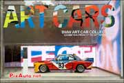 Exposition BMW Art Cars collection Alexander-Calder