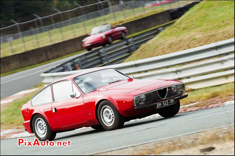 Autodrome Italian Meeting, Alfa Romeo 1300 Junior Zagato