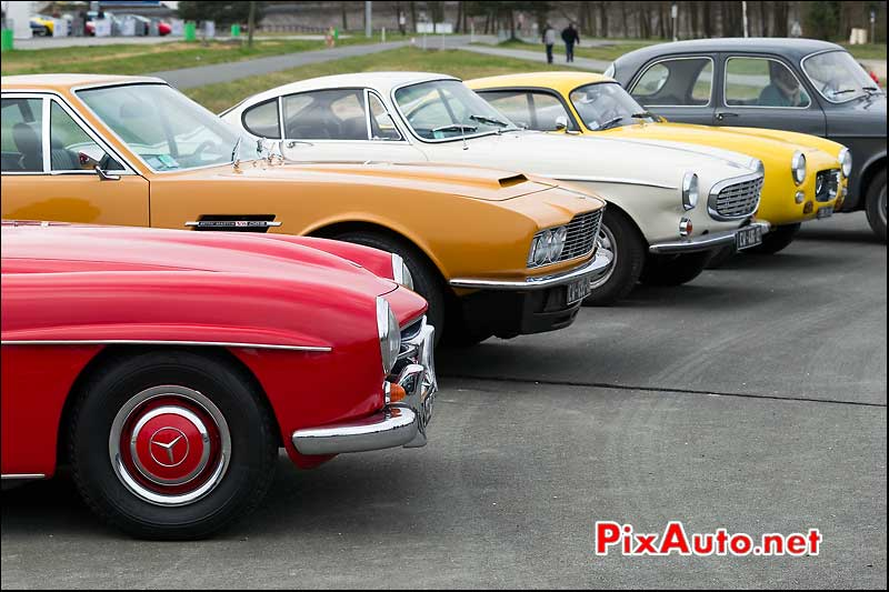 Automobiles Sportives, Coupes de Printemps