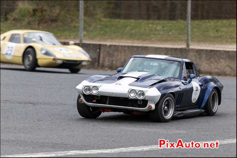 Chevrolet Corvette Sting Ray, Coupes de Printemps