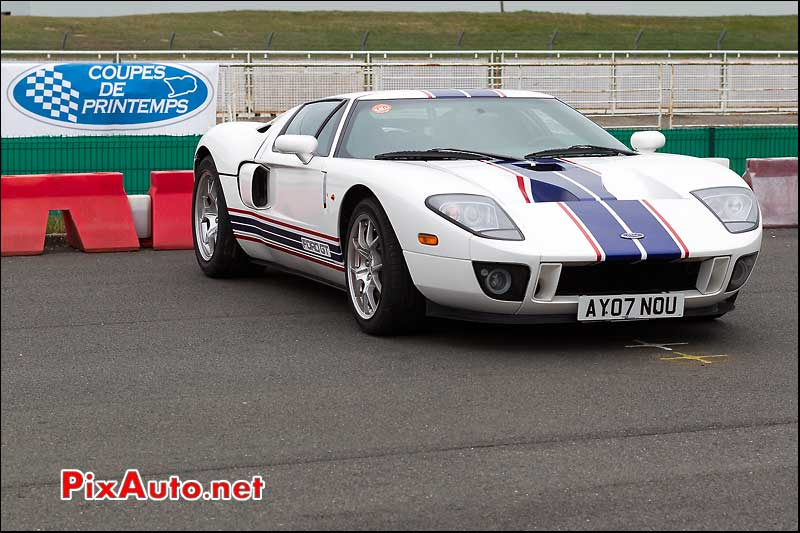 Ford GT, Coupes de Printemps 2014