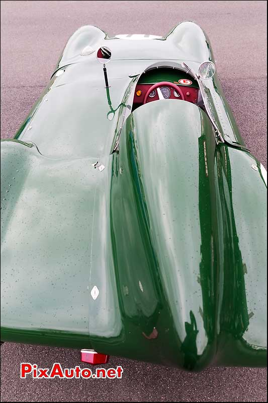 Lotus Eleven Green, Coupes de Printemps
