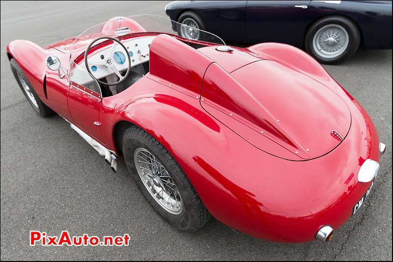 Maserati A6 GCS, Coupes de Printemps