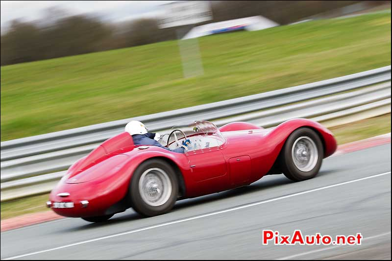 Maserati A6 GCS, 6e Coupes de Printemps
