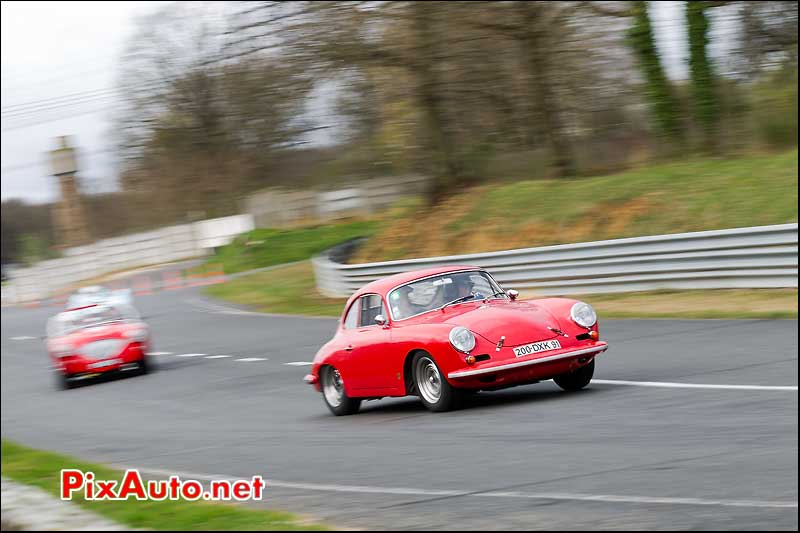 Porsche 356, Coupes de Printemps 2014