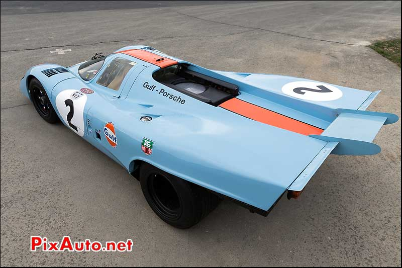 Porsche 917 K Gulf, Montlhery, Coupes de Printemps