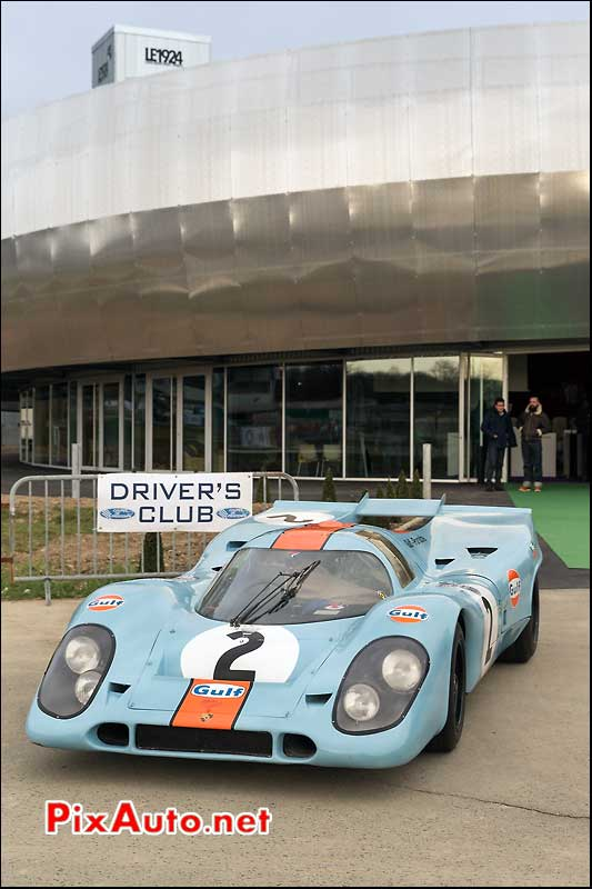 Porsche 917k, devant le 1924, Coupes de Printemps