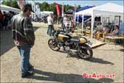 Prepa Honda CB Sur-Les-Chapeaux-de-Roues, Cafe Racer Festival 2014
