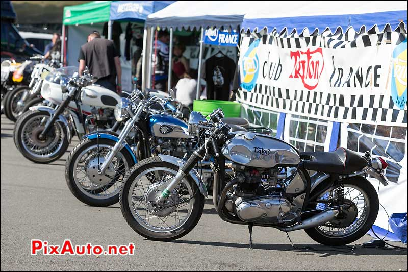 Club Triton France, Cafe Racer Festival 2014