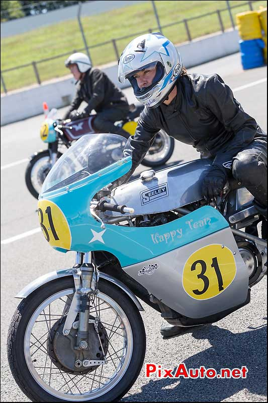 Sprint Seeley Matchless G50, Cafe Racer Festival 2014