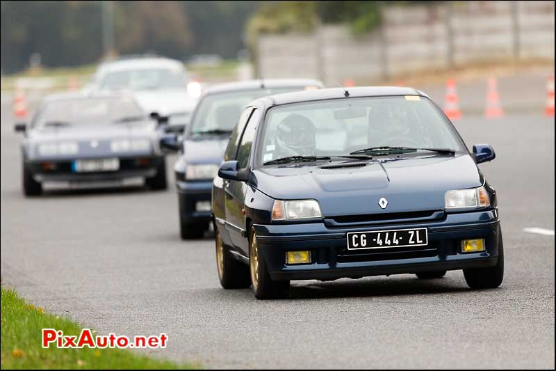 Youngtimers Festival, Renault Clio Williams