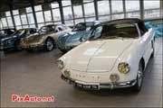 Cabriolet Alpine A108, collection privee jean-charles redele