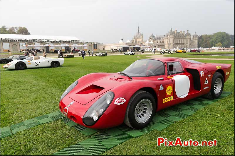 Chantilly Art et Elegance, Alfa Romeo T33/2