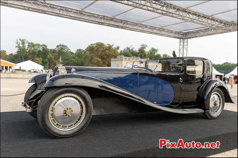 Chantilly Art et Elegance, Bugatti Royale Coupe Napoleon