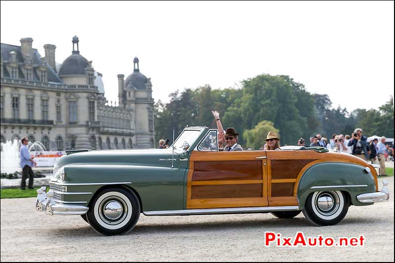 Chantilly Art et Elegance, Chrysler Town And Country