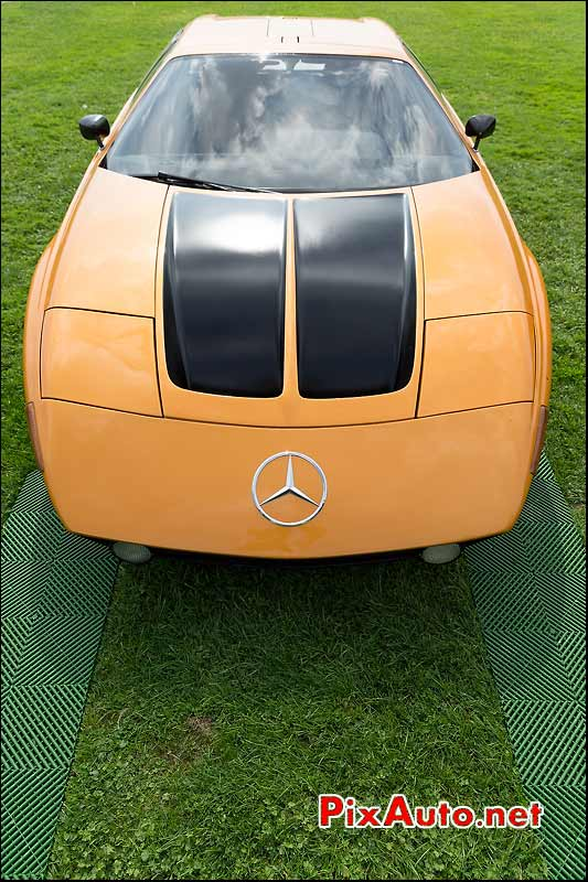 Chantilly Art et Elegance, Daimler Benz C111-2