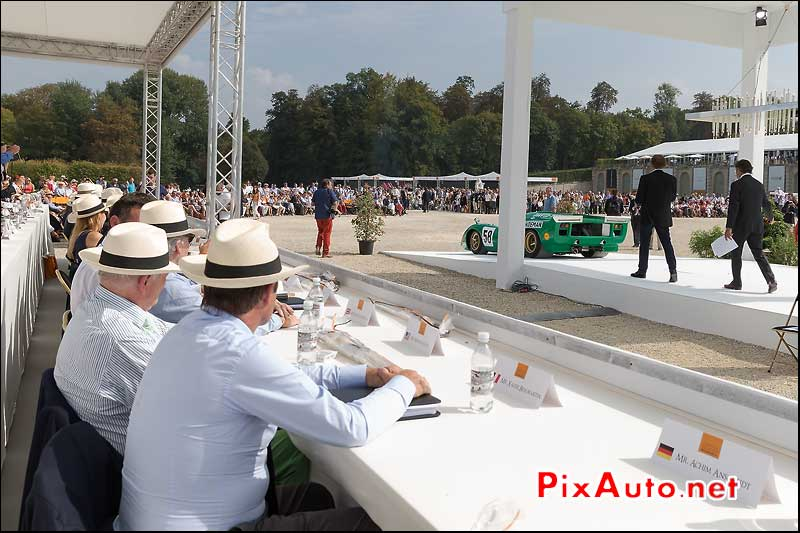 Jury Chantilly Art et Elegance Richard Mille