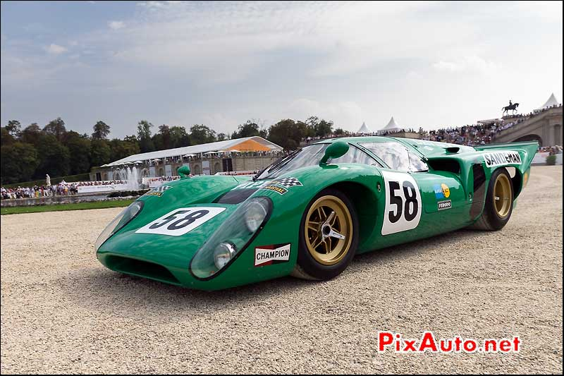 Chantilly Art et Elegance, Lola T70 Mk3b