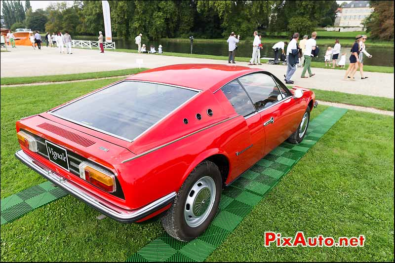Chantilly Art et Elegance, Matra 530 Vignale Arriere