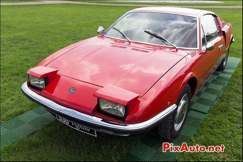 Chantilly Art et Elegance, Matra 530 Vignale Avant
