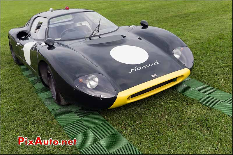 Chantilly Art et Elegance, Nomad Mk1