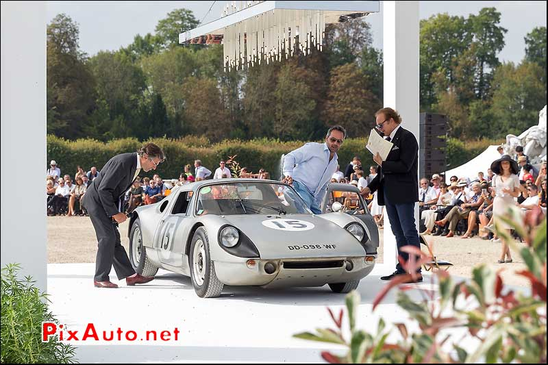 Chantilly Art et Elegance, Porsche 904 Carrera GTS