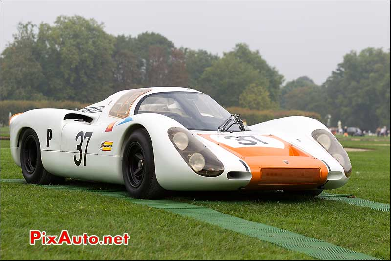 Chantilly Art et Elegance, Porsche 907