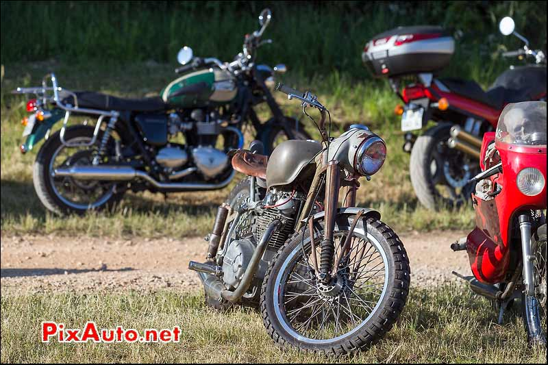Bitza, Coupes Moto Legende 2014