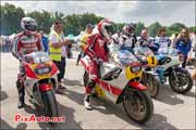 Steve-Baker, Johnny-Cecotto, Freddie-Spencer, Christian-Sarron, Coupes-Moto-Legende