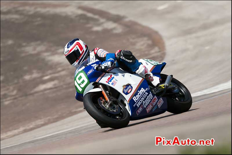 Honda 250 RS Freddie Spencer, Coupes Moto Legende