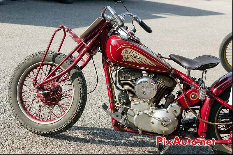 Indian Motocycle VTwin, Coupes Moto Legende