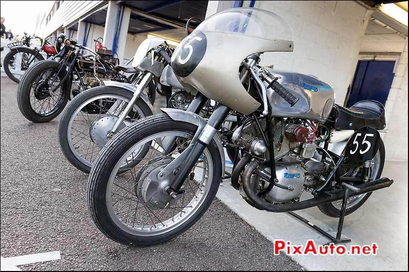 Motos Nougier, Coupes Moto Legende 2014