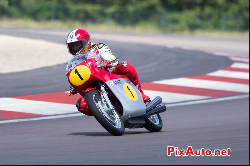 MV Agusta 500GP 1968 Giacomo Agostini, Coupes Moto Legende