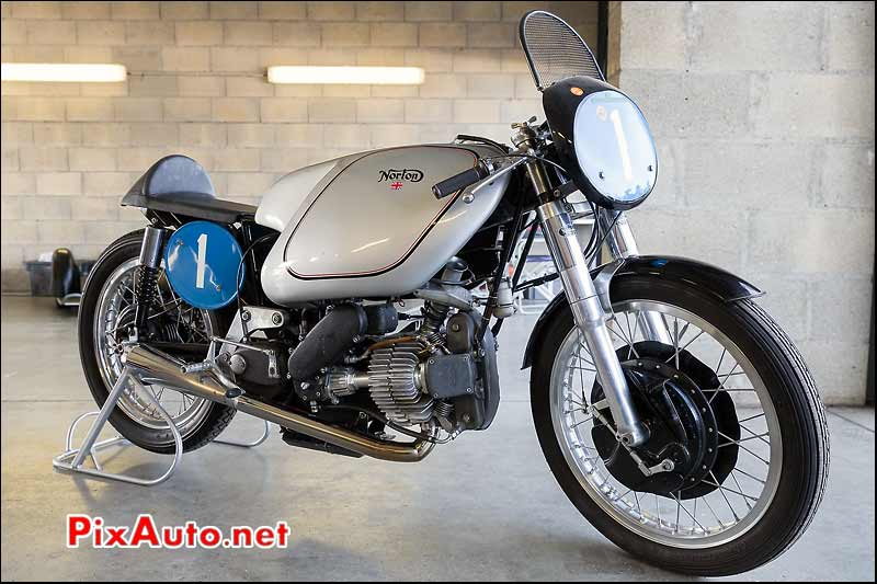 Norton 500 Proboscis 1954, Coupes Moto Legende