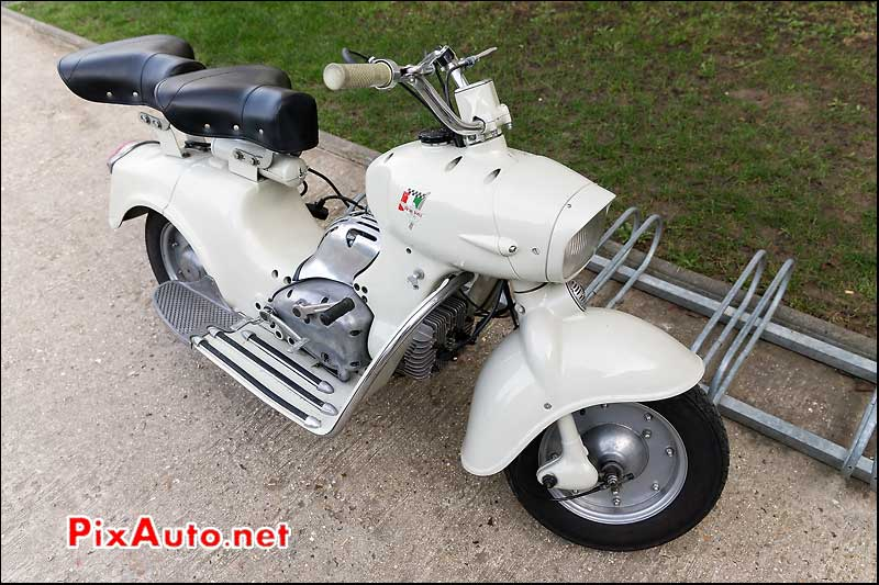 Scooter Rumi Formichino 125cc, bourse 2 Roues Domont