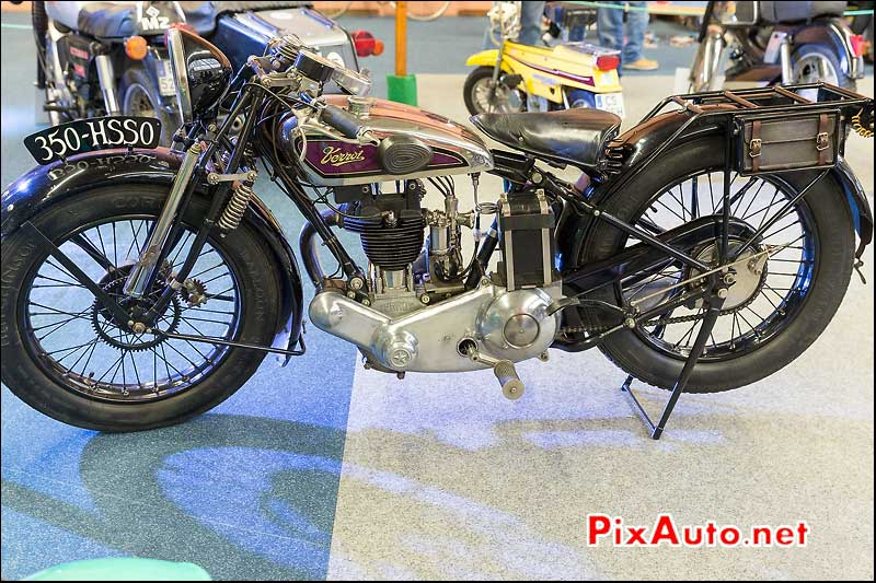 Terrot 350 HSSO 1929, bourse 2 Roues Domont