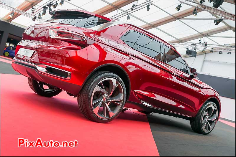 DS Wild Rubis Arriere, 29e Festival-Automobile-International