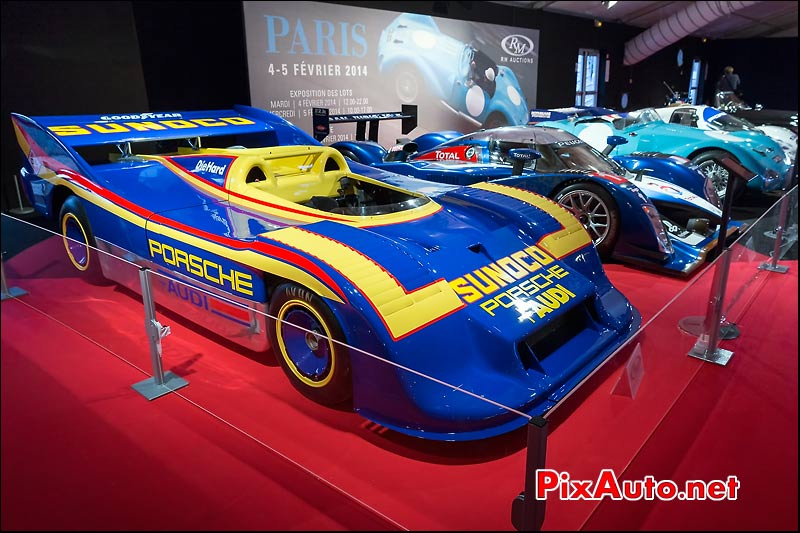 Porsche 917/30-005, collection Peter Harburg, Expo RM Auctions