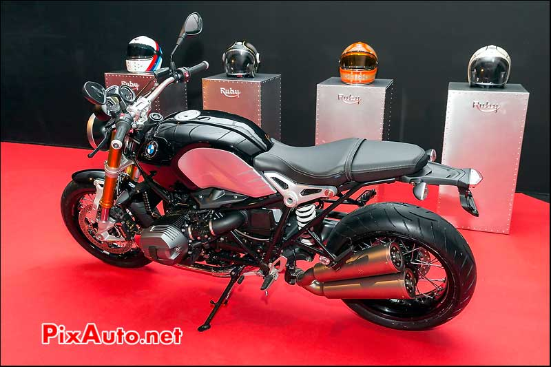 Roadster Bmw R Ninet, Exposition Concept Cars, FAI