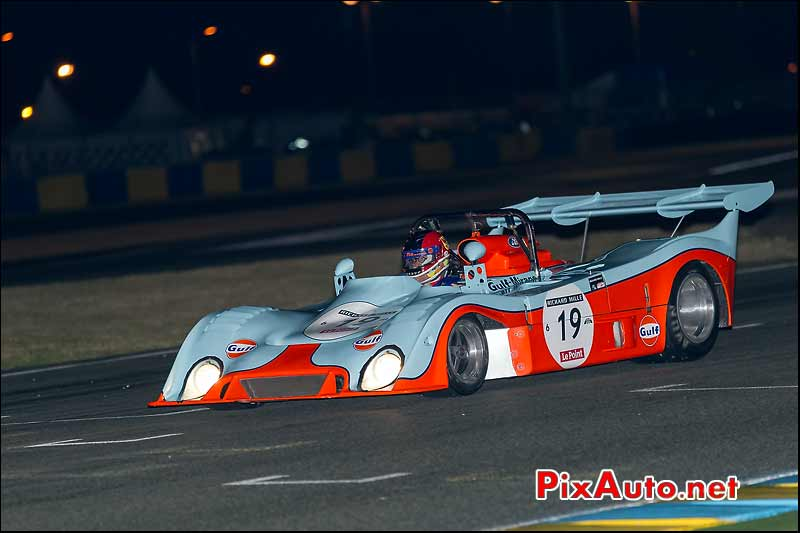 Gulf Mirage, Plateau 6 Le Mans Classic