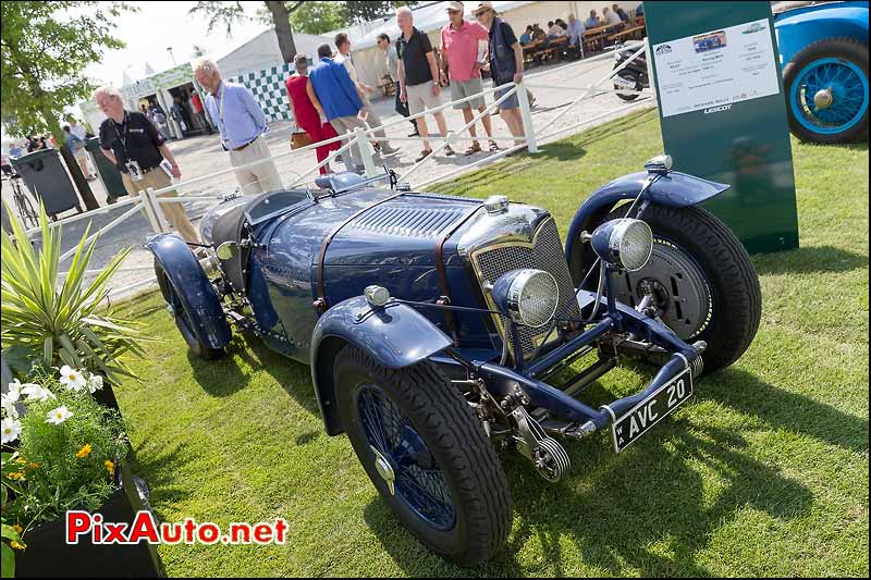 Riley Racing MPH #22T 1916, Le Mans Heritage Club