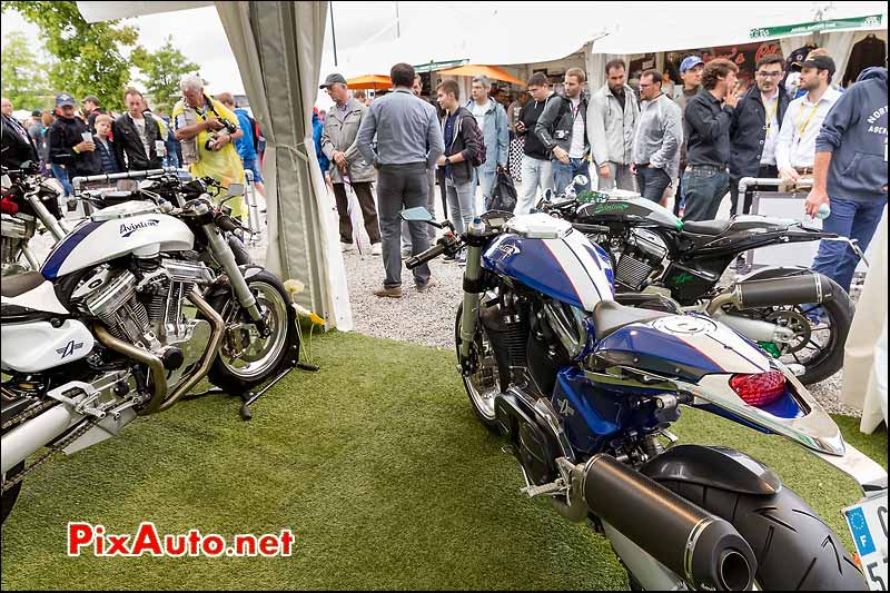 Stand Advinton Motorcycles, Le Mans Classic