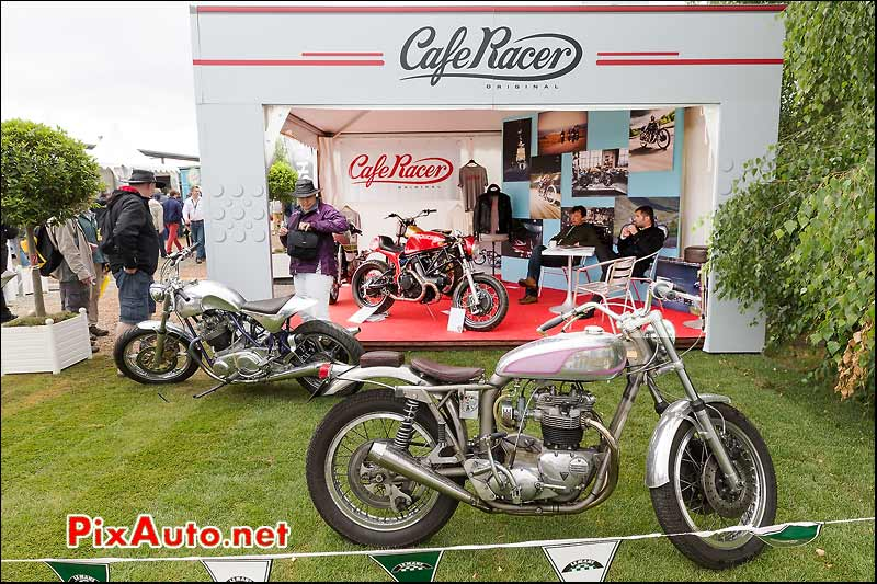 Stand Cafe Racer Magazine, Le Mans Classic 2014