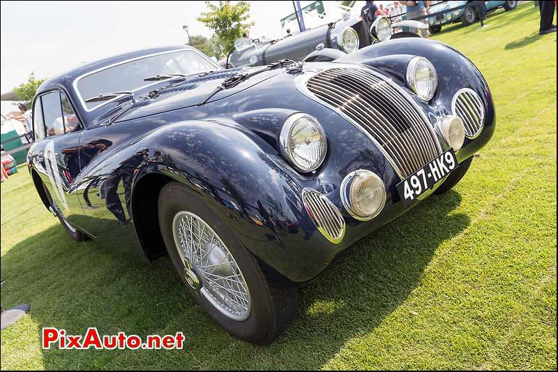 Talbot Lago Grand Sport Chambas, Le Mans Heritage Club