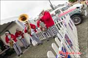 Musiciens au Morgan Club de France, Le Mans Classic