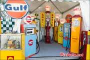 Pompes a essence anciennes, Le Mans Classic 2014